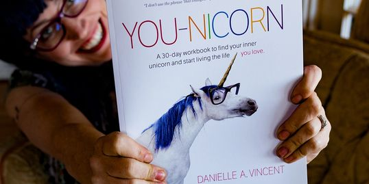 you-nicorn with danielle vincent