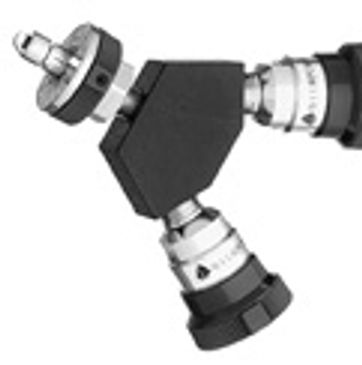 Medical fittings and adapters for hoses and equipment