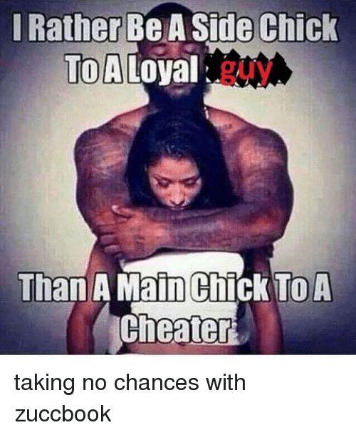 Side Chick Meme