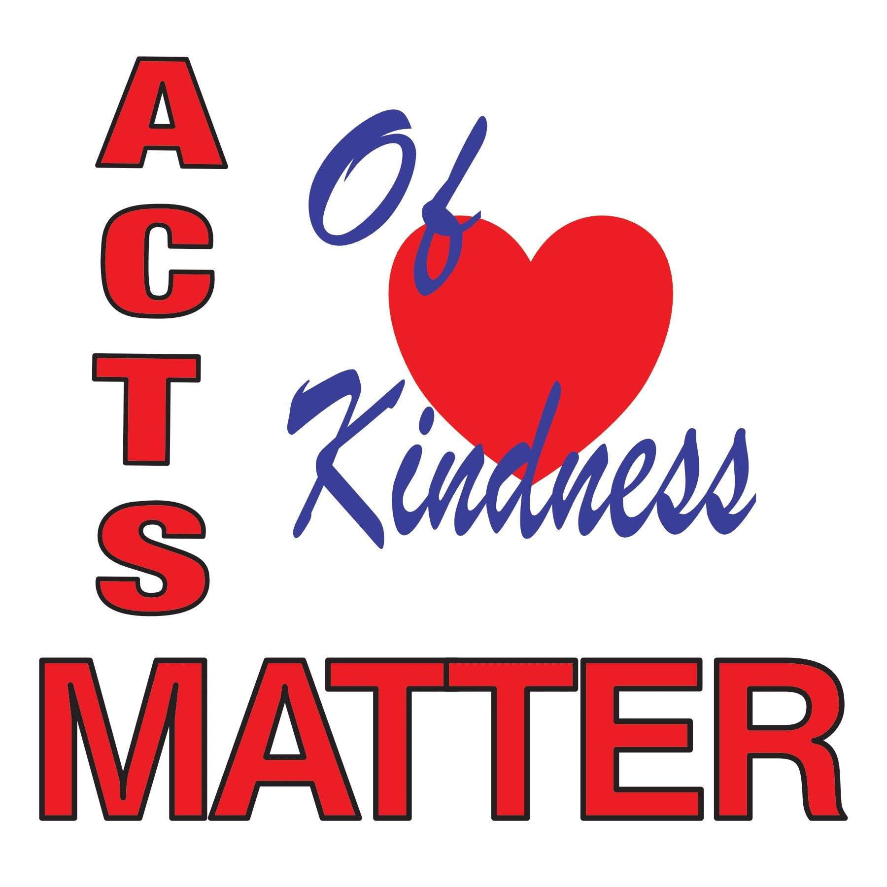 Acts of Kindness Matter Logo