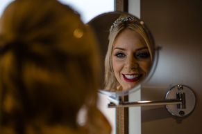 the holford estate wedding hair and makeup