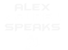 Alex Molden Speaks