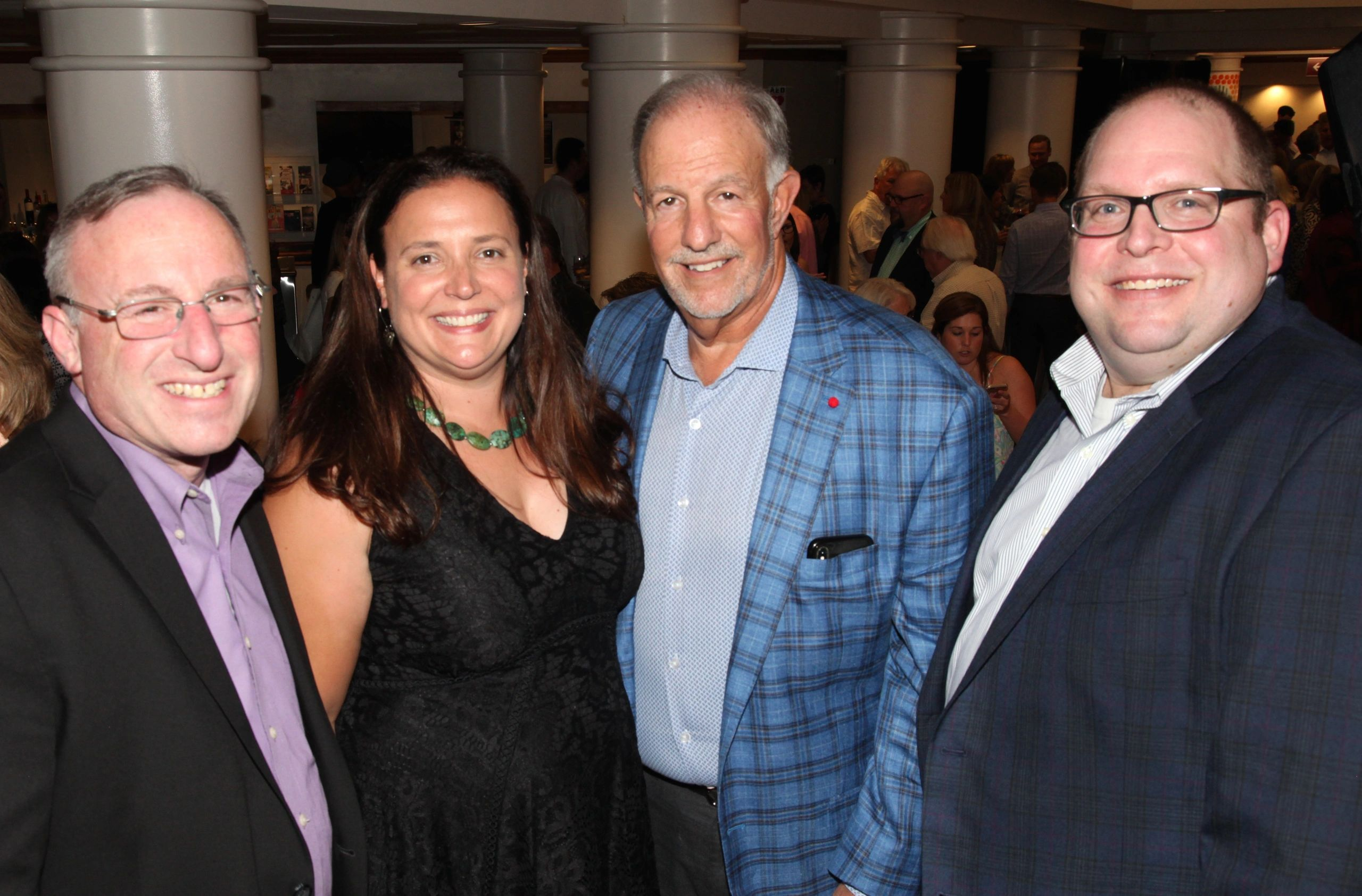 "{""blocks"":[{""key"":""2dc6d"",""text"":""Music With Friends DC Co-Founding Directors, Barry Feil and Alex Obuchowski, and Membership Director, Laura Bruckmann, with Music With Friends Founder, Larry Farber, at the September 2019 Gladys Knight pre-show party"",""type"":""unstyled"",""depth"":0,""inlineStyleRanges"":[],""entityRanges"":[],""data"":{}}],""entityMap"":{}}"