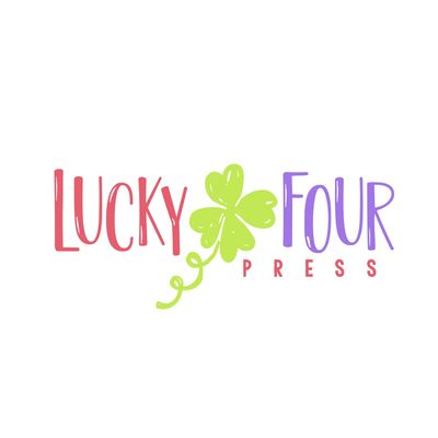 Lucky Four Press #luckyfourpress #authorkiman