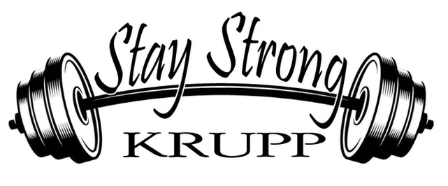 Stay Strong Krupp