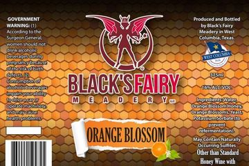 Orange Blossom honey steeped in blossoms which provides you with a pleasant floral effect!