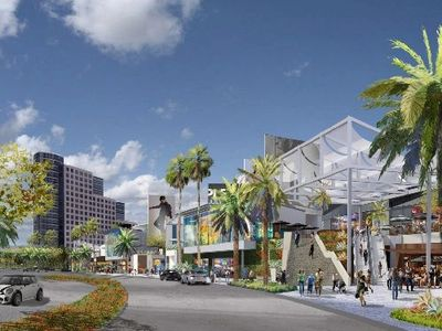 NEW OWNERS PLAN $30-MILLION FACE LIFT FOR PROMENADE AT HH CENTER - Jean Paul Szita, President