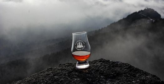 Glencairn Glass on Grandfather Mountain