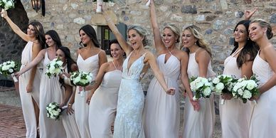 Scottsdale Sunless bridal Spray tanning specialist.