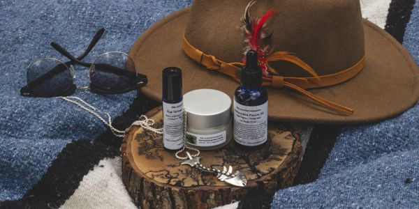the scented bohemian's products