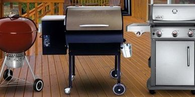 Grills and Grilling Accessories