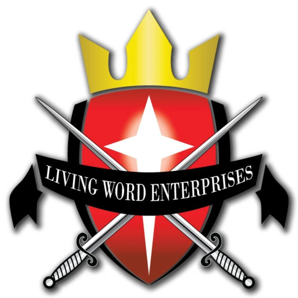 Living Word Enterprises logo, Self-Talk from the Scriptures, Princess Surjopolos, berenewed.com