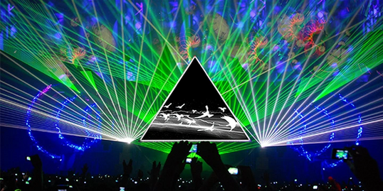 The Pink Floyd Laser Show Spectacular