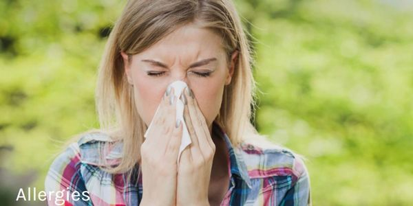 Ease your allergies naturally in just a few short sessions.