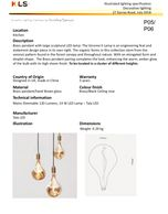 Lighting Specification