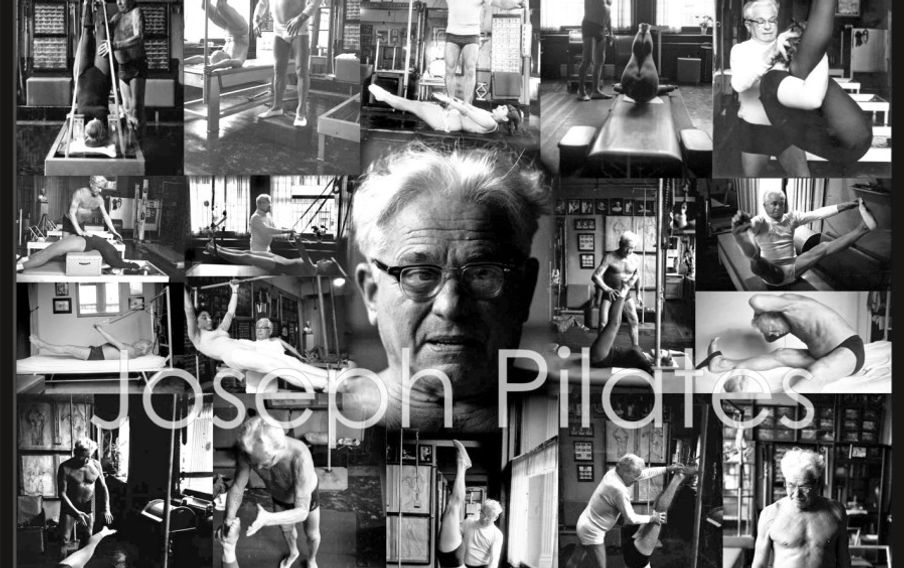 Joseph Pilates, the history and benefits of The Pilates Method, Contrology Fitness