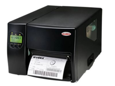 "GODEX EZ6300 PLUS SERIES (6"" PRINTER) , expiry date, barcode, batch no., industrial grade printer"