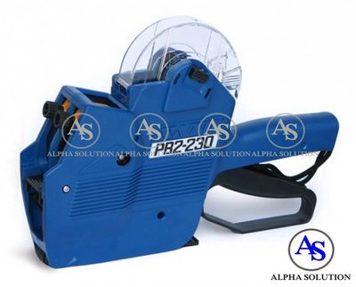 Sato Price Tag, Price Gun, Hand Labeller, Sticker, Expiry Date, Batch Number, PB2-230, Date Coding