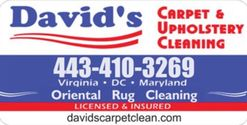 Davids Carpet & Upholstery Cleaning