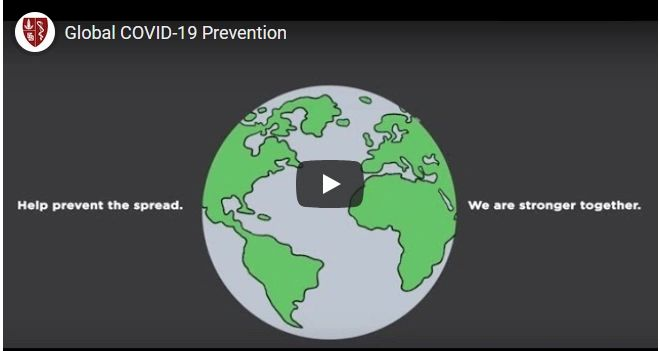 Preventing the spread: an animated video to fight the pandemic