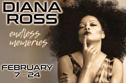 Diana Ross las vegas 2018 tickets