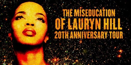 Lauryn Hill concert tickets las vegas 2018 the miseducation 20th anniversary tour