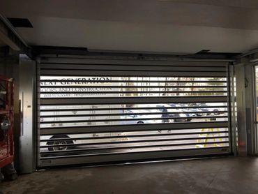 Next Generation Construction Rytec Door Garage Door