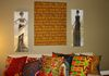 African Print Home Decor and Interior Design Styles