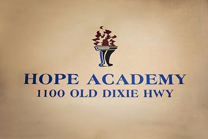 Hope Academy 1100 Old Dixie Hwy  Homestead, Fl 33030