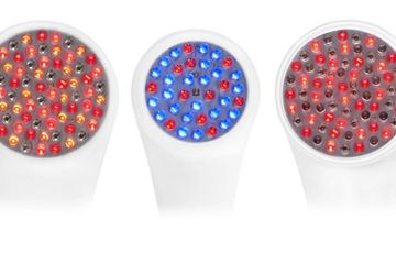 LED Light treatments emit UV-free beneficial light rays to energize cells and stimulate cell renewal