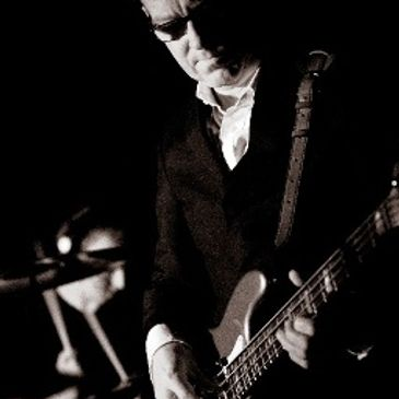 Mick Conroy, original member and bass guitarist and vocals for Modern English