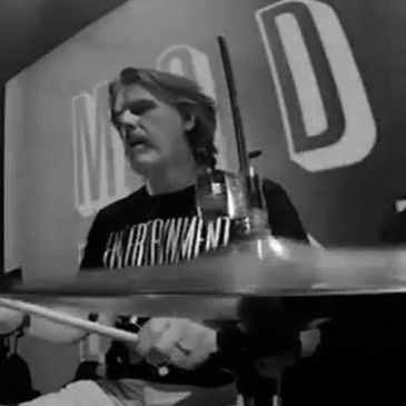 Roy Martin, drummer, drums for Modern English