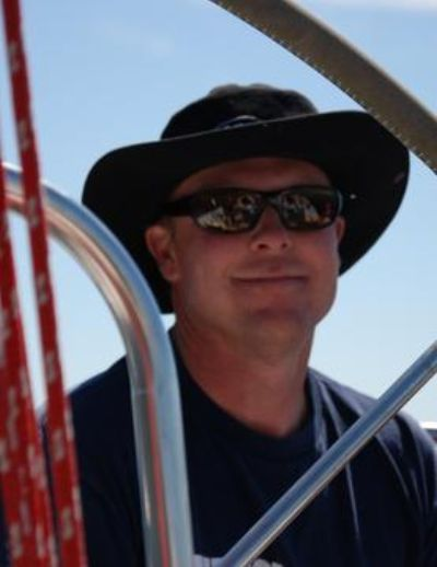Trevor Salmon, Marine Surveyor