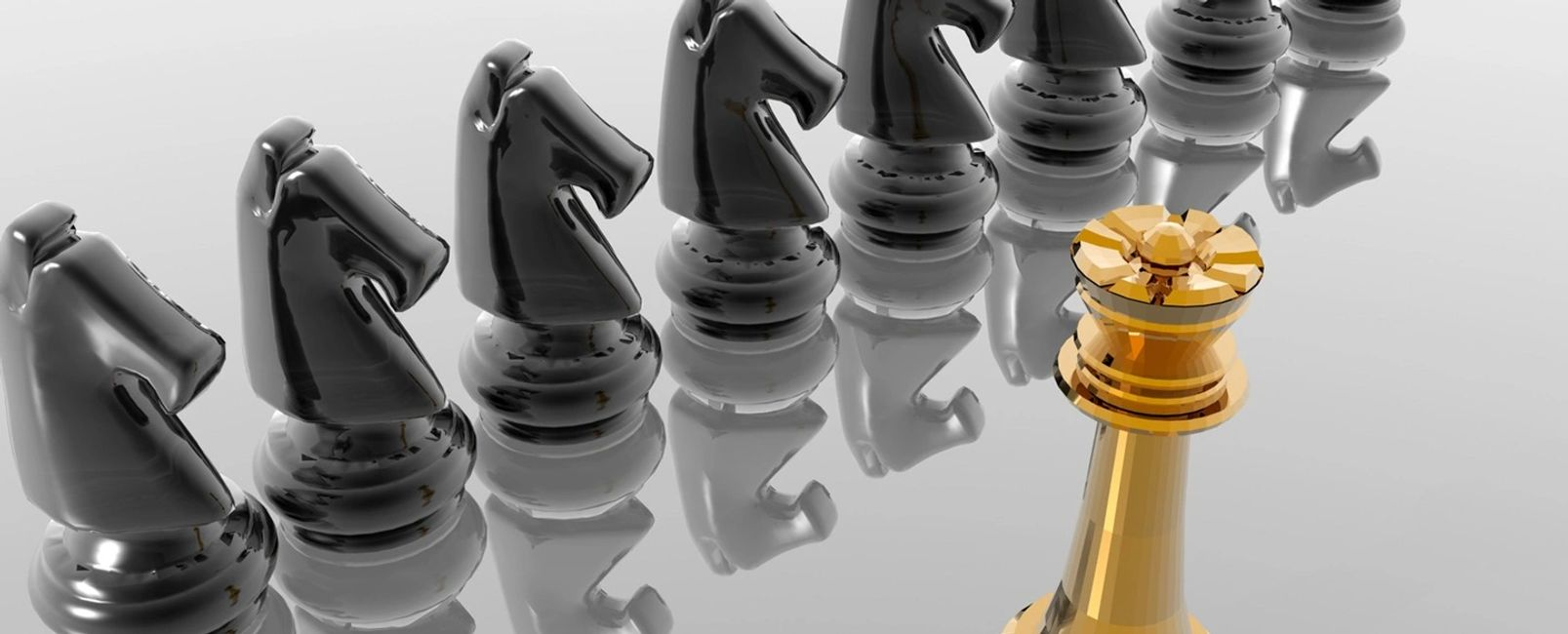 Chess pieces represent how Martius Group helps clients lead people to perform on purpose.