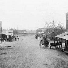 Historic Downtown Glendale (1910)