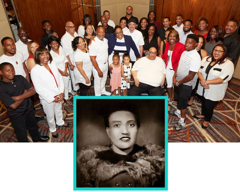 Family of Henrietta Lacks, continuing to preserve her life and legacy.