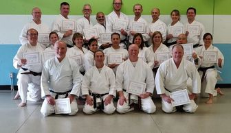 Dynamic Karate Calgary - Bunkai and Instructor Clinic