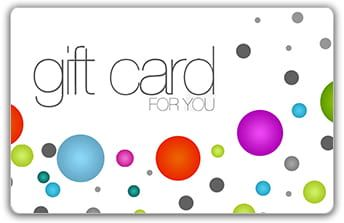 gift card available for purchase