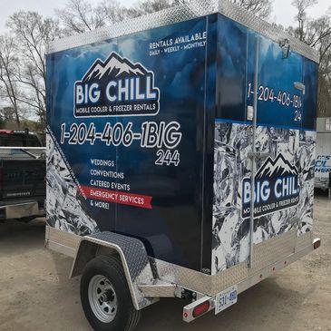Big Chill Mobile Cooler & Freezer Rentals - Home
