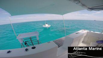 Boat Repairs All Fiberglass Atlanta Marine Brisbane