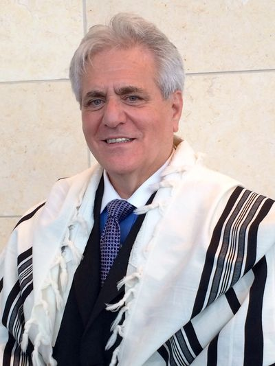 Rabbi & Cantor Stephen Texon