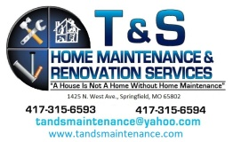 T & S Home Maintenance & Renovation Services
