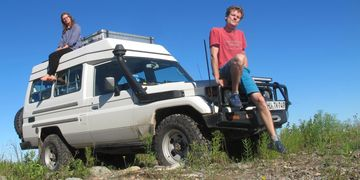 GHT Overland Podcast, Adventure Travel, Hottahue, Overlanding, Overland Expedition