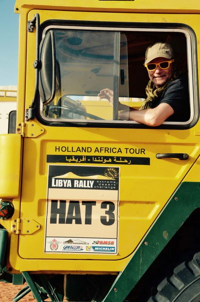 GHT Overland Podcast & Holland Africa Tour Marco Mok