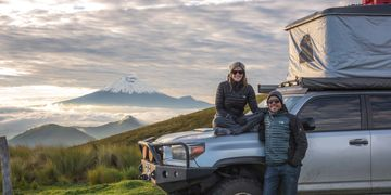 GHT Overland Podcast Overland the Americas, Overlanding, Overland Expedition
