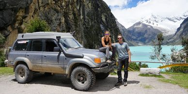 GHT Overland with Tim and Kelsey of Dirt Sunrise