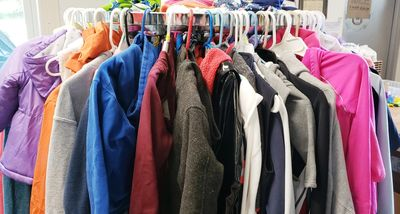 Clothing Closet Ministry