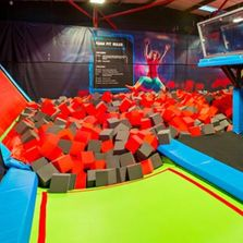 open play, kids play, jump,trampoline park, trampoline park near me, skyhigh, jump street, Above All
