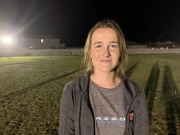 Arizona FC Finishing Trainer Kayla Douglas