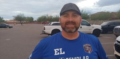 Arizona FC 2009 Girls Head Coach Eric Lowry